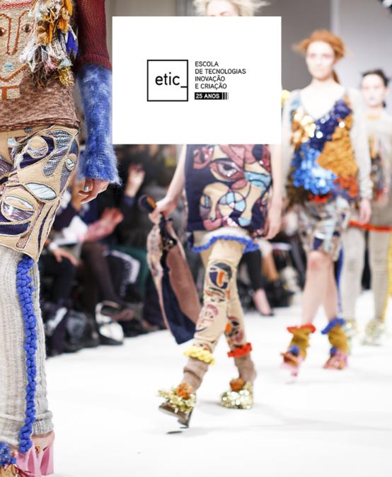 Design de Moda e Inovação – BTEC HND | Curso de Especialização