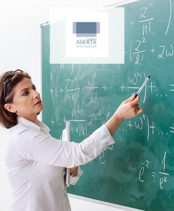 Matemática para Professores | Mestrado