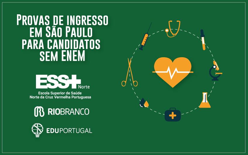 ESSNorteCVP disponibiliza provas de ingresso no Brasil
