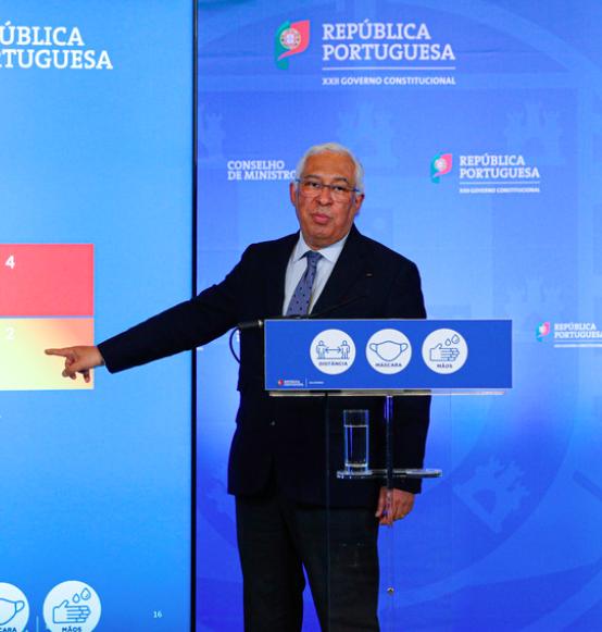 COVID-19: Está no Brasil e quer viajar para Portugal no 1º semestre de 2021?
