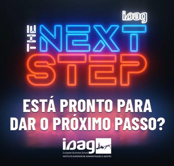 ISAG The Next Step – A série que o convida a dar o próximo passo, rumo ao ensino superior